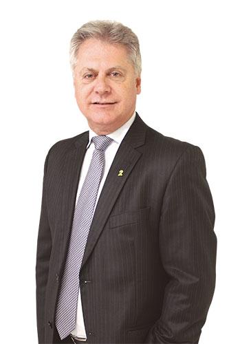 Presidente Mauro Cesar Kalinke