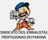 logo sindicato jornalistas do paraná rodapé