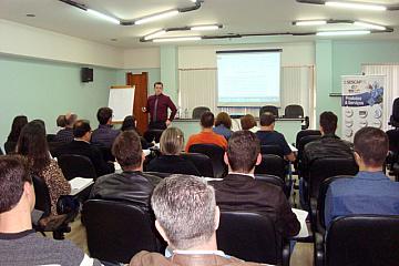 Arapongas - Curso  ECD x ECF (Cruzamento e Integração das Informações) - 12 05 17
