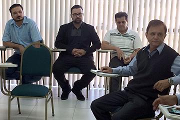 Arapongas - Grupo de Estudos - 21 03 17