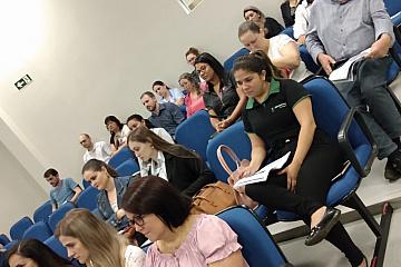 Cascavel - Curso Escrituração Contábil Fiscal - ECF - 08/05/2019