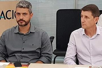 Cascavel - Michel Lopes eleito presidente da ACIC - 25/04/2019