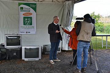 Curitiba - Campanha ELixo no Parque Barigui - 09/06/2018