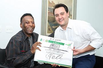 Curitiba - Lançamento de campanha de incentivo ao esporte - 13/03/2018