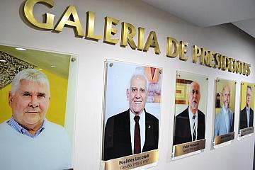Curitiba - Galeria de Presidentes - 27/05/2019