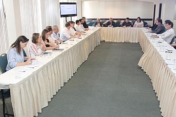 Curitiba - Reunião de Diretoria - 13/12/2018