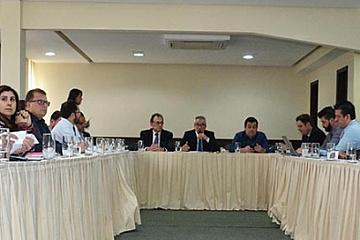 Curitiba - Reunião de Diretoria - 24/05/2019
