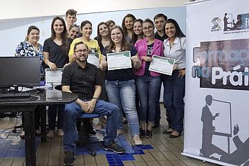 Foz do Iguaçu - Formação na Prática - 18/08/2018