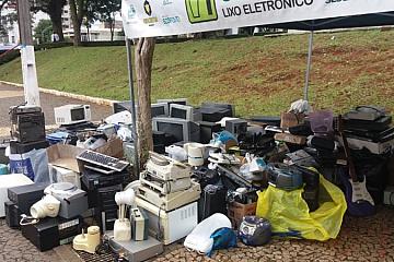 Guarapuava - Campanha ELixo - 5 e 6/6/2018