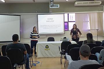 Guarapuava - curso curso ECD e ECF - 06/05/2019