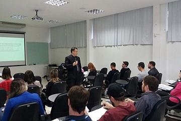 Guarapuava - Curso ECD (SPED Contábil) e ECF (Escrituração Contábil Fiscal): Cruzamento e integração das informações - 11/05/2018