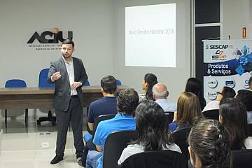 Umuarama - Curso: Simples Nacional - Novas regras para 2018 - 17/10/17