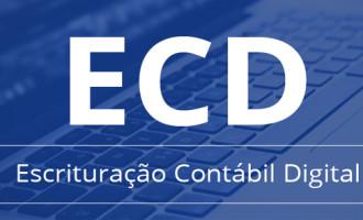 Prazo para a entrega da ECD/SPED termina no dia 31 de maio